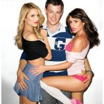 Scandalous! Glee for GQ