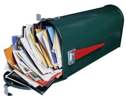 too-much-mail-piles
