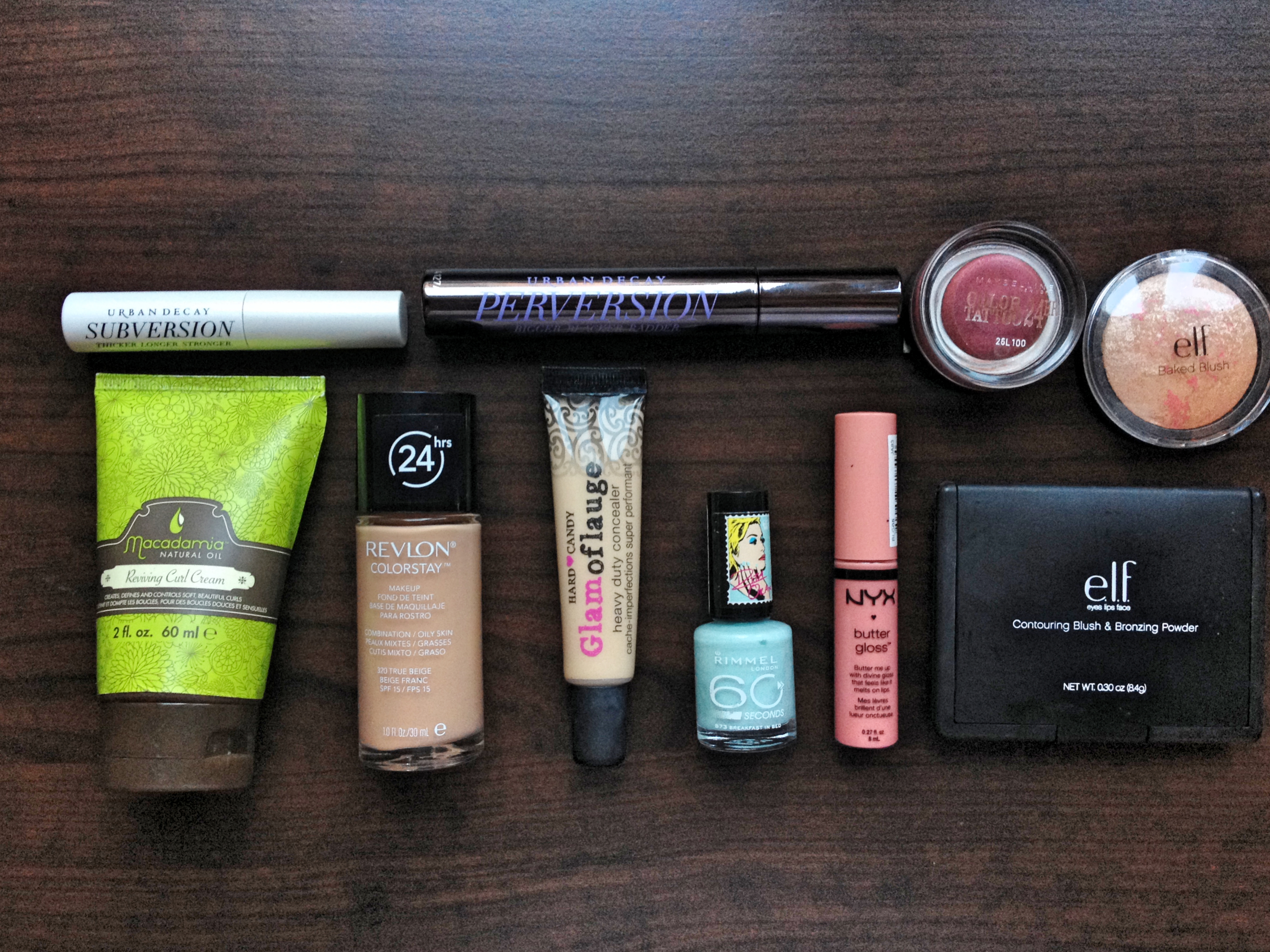 sept faves