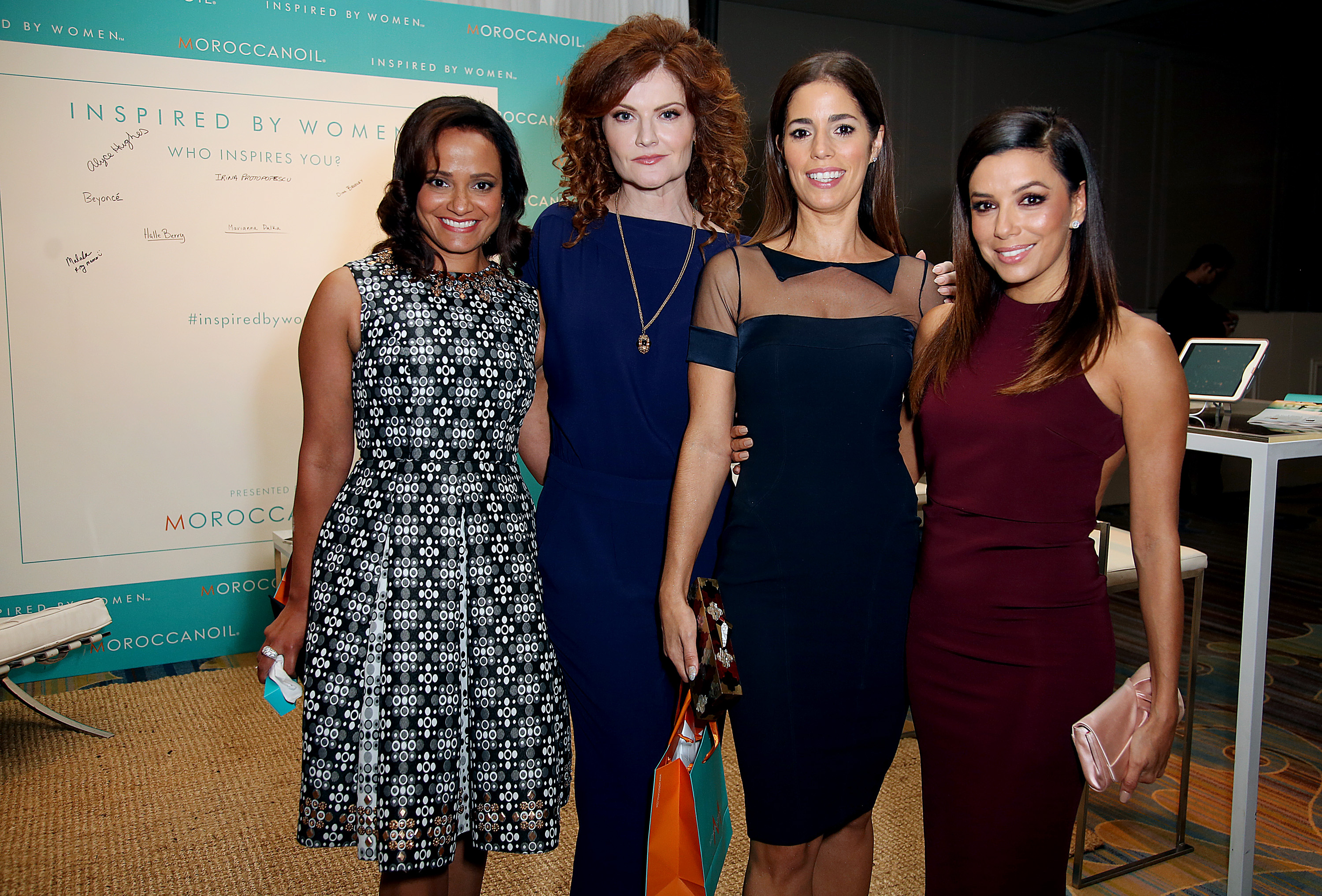 2014 Variety Power Of Women Presented By Lifetime - Moroccanoil