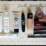 Fave Time: October Favourites