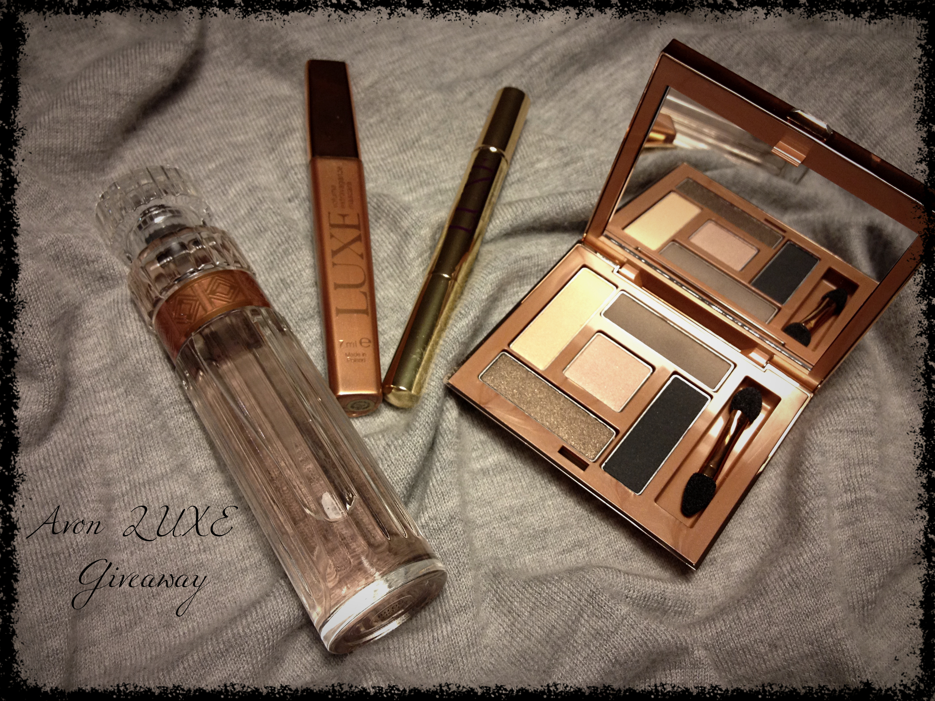 avon luxe giveaway