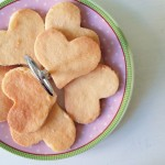 Baking time: Shortbread cookies