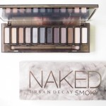 New In: Urban Decay Smoky Palette