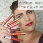 Lip Review: Astor Soft Sensation Lipcolor Butters: