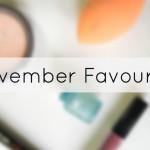Faves Time: November