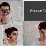 Makeup 101: Четки   Видео