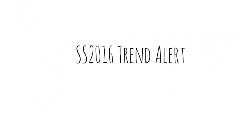 SS16 Trend: Раници