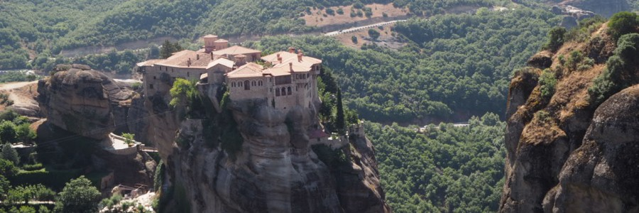 Vlog | Гръцка ваканция : Част 1 – Метеора