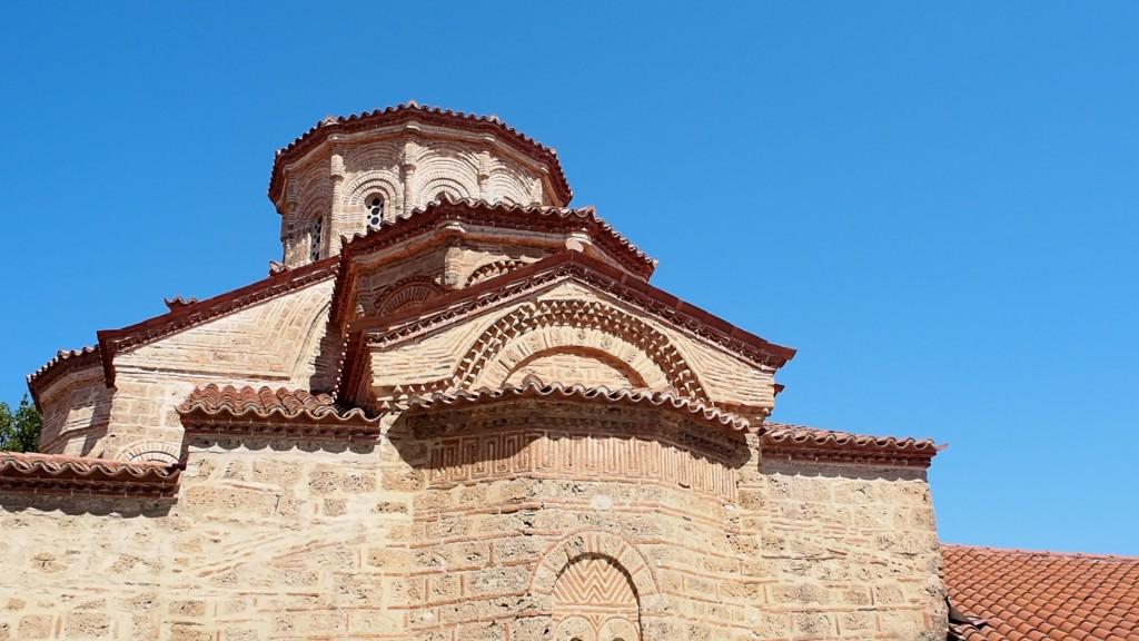 Църквата в Големият Метеор