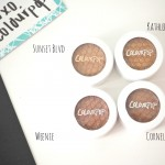 First Impressions: ColourPop Eyeshadows