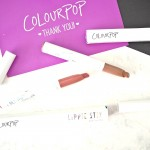 First Impressions: Colourpop Lippie Stix
