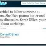 Twitter Almighty- Conan Turns a Michigan Girl Into A Celeb