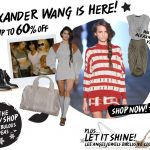 In Love with Alexander Wang