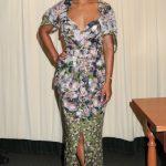 Rihanna Tamed in Floral