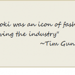 Quote of the Day: Tim Gunn