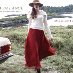 Strike a Balance with Anthropologie