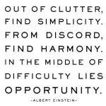 Quote of the day: Einstein