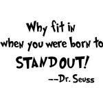 Quote of the Day: Dr. Seuss