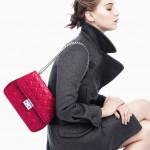 New Miss Dior Handbag Campaign Starring Jennifer Lawrence