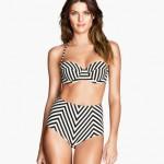Monochrome Bathing Suits