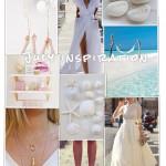 Monthly Inspo: white, gold, summer