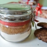 Christmas Gift Idea: Cookies in a jar
