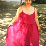 Plus Style: Magenta and Sunshine