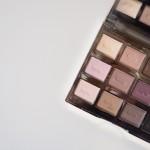 Closeup: Tartelette Matte Eyeshadow Palette