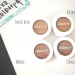 First Impressions: ColourPop Eyeshadows