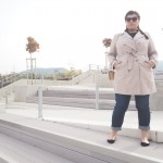Plus Style: The Trench